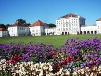ニンフェンブルク城1