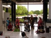 ネパール音楽のアンサンブル
